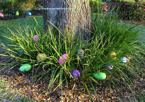 Best Photos Of Easter Yard A Springy Easter Yard 171 The Seasonal Home