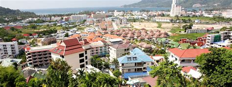 patong cottage hotel location patong cottage