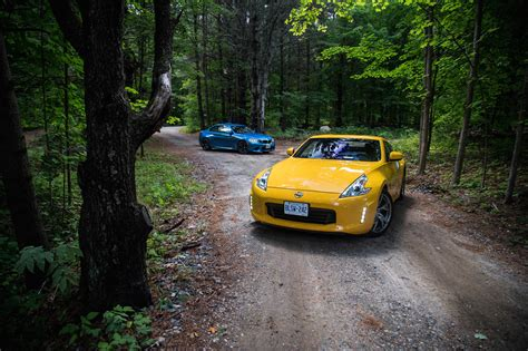 Review 2017 Nissan 370z Touring Sport Coupe Canadian