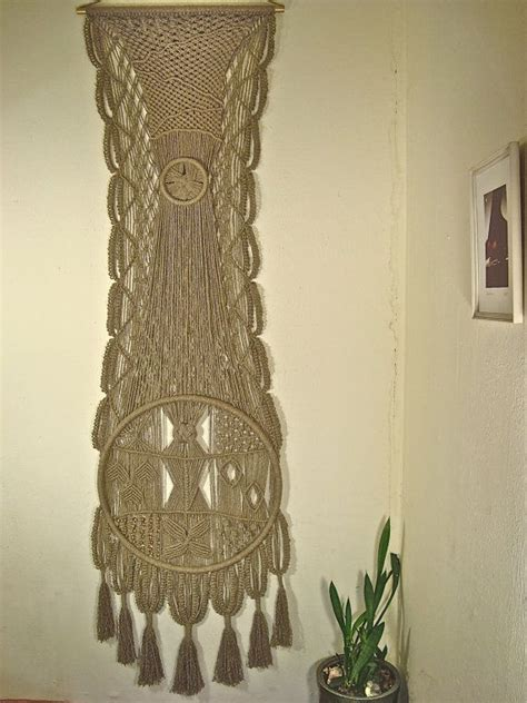 Macrame Wall Hanging Images - macrame wall hanging quot dreams of the artist quot woven of