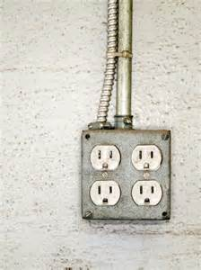 Four Outlet How To Install An Exterior Electrical Outlet Hgtv