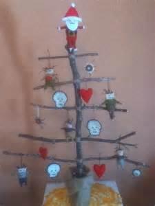 Voodoo doll twig tree oh christmas tree pinterest