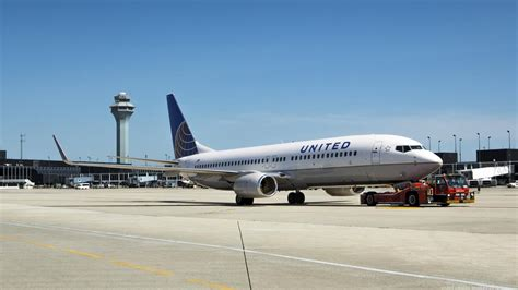United Airlines Also Search For United Airlines Sees May Traffic Grow As Denied Boardings Plummet New York Business