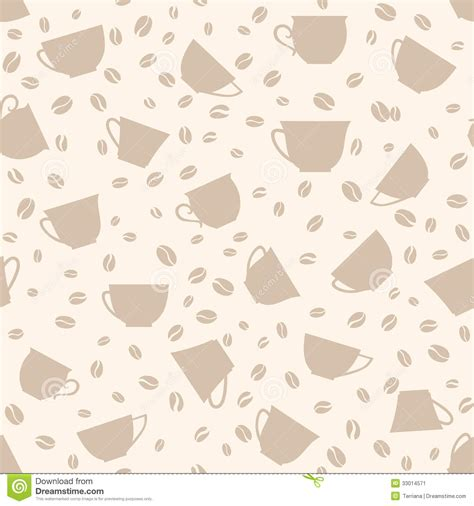 seamless pattern coffee coffee seamless background coffee cups seamless pattern