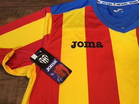 Jersey Valencia Home 1011 Player Issue Bnwt global classic football shirts 2013 valencia vintage