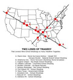 ley lines united states map wisconsin temple on pentagram of blood ley line