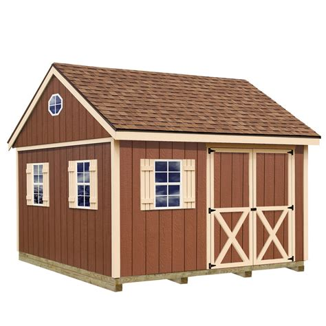 best sheds shop best barns mansfield without floor gable engineered
