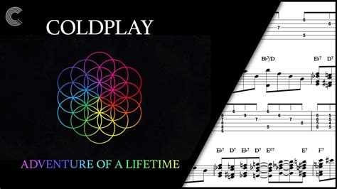 download mp3 coldplay adventure of a lifetime free flute adventure of a lifetime coldplay sheet music