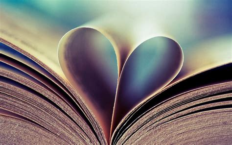 wallpaper books wallpapers heart book wallpapers