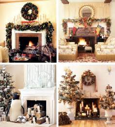 Decorating ideas for your fireplace mantel