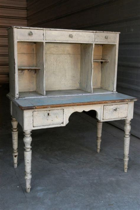 country desk 19th century country desk with hutch by