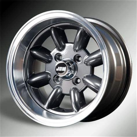 Mini Cooper Dish Wheels Great Cars Gray 13x7 Jbw Minilight Wheels