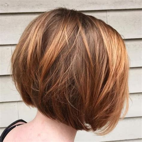 layered bobs with highlights 25 best ideas about layered bob hairstyles on pinterest