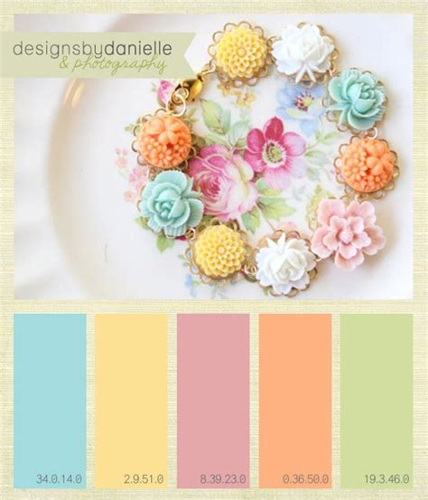 color inspiration 1000 ideas about vintage color schemes on pinterest
