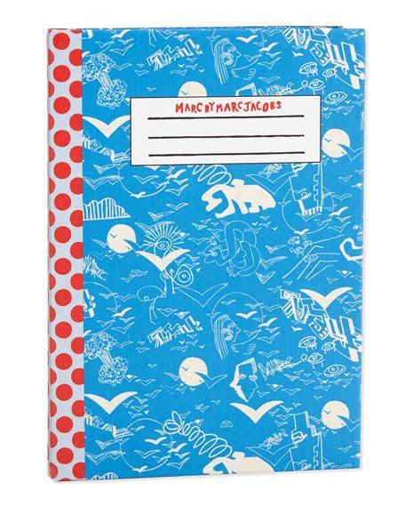 doodle dots marc by marc doodle dots notebook air