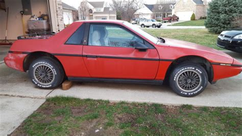 84 fiero for sale photos technical specifications description