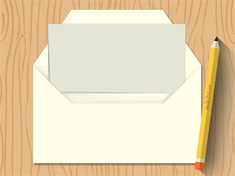 writing a letter 3 ways to write a letter wikihow