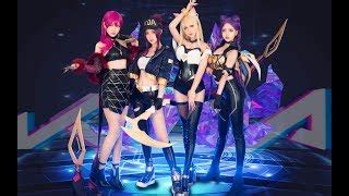 madison beer beat saber league of legends kda popstar hd mp4 videos download