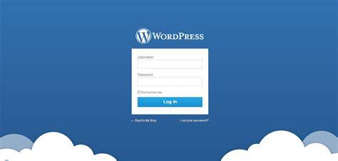 wordpress themes free login blue press wordpress admin theme by radotheme codecanyon