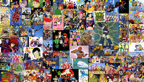 80s themes cartoons my collection of 80 s 90 s anime s cartoons etc by