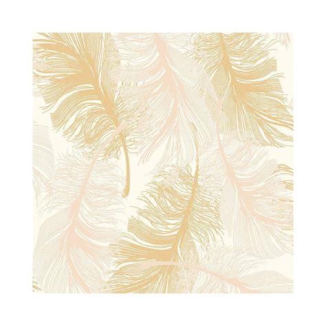 cream gold wallpaper uk coloroll feathers blown vinyl wallpaper cream gold glitter