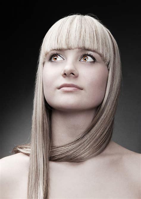 blond mittellange haare fuer damen frisuren ab  jahren