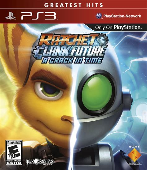 Ratchet Clank In Time Ps3 Reg 1 ratchet clank future a in time box for playstation 3 gamefaqs