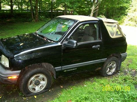 find used 2000 chevy geo tracker in mount pleasant