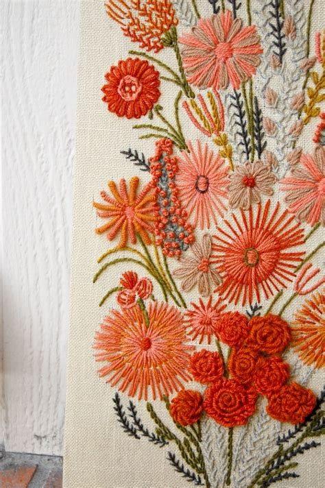 Embroidery Designs Handmade - best 25 embroidery flowers ideas on