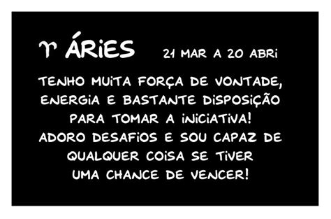 12 frases que definem os signos no mapa astral do vestibular carol mf aries