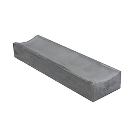 concrete dished water channel 36 quot x 10 quot x 5 quot ray grahams