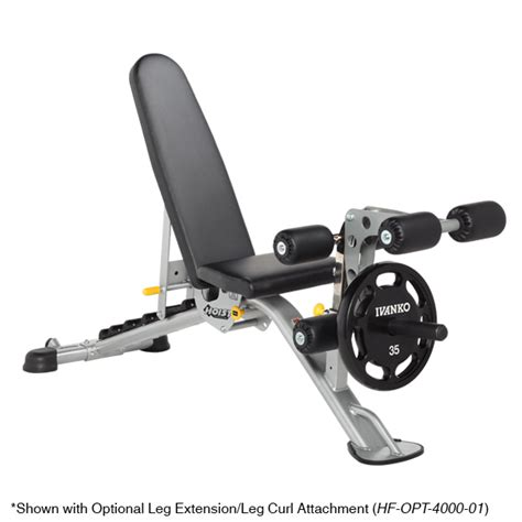 hoist adjustable bench hoist fitness hf 5165 7 position f i d adjustable bench