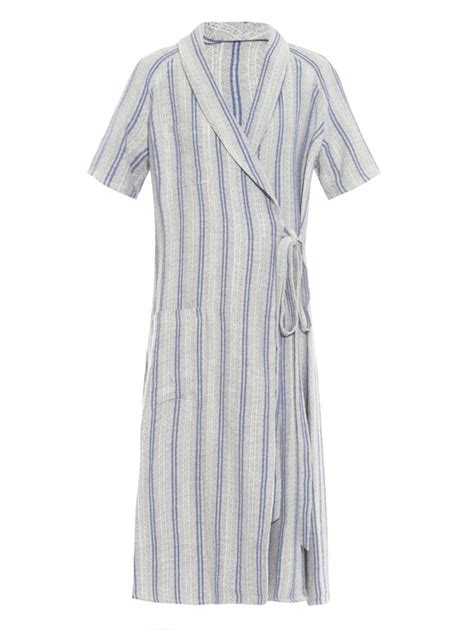 Dress Best Stripe blue striped cotton dress best dressed