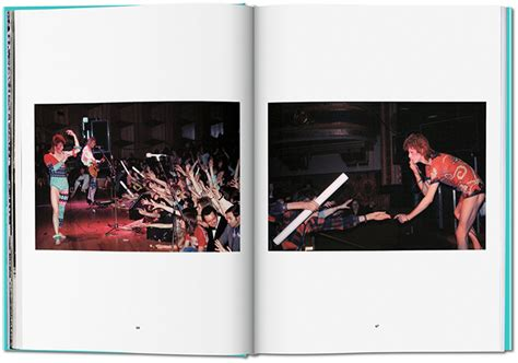 libro mick rock the rise mick rock the rise of david bowie
