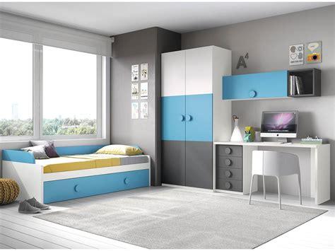cama dormitorio juvenil dormitorio juvenil con cama nido pizarra