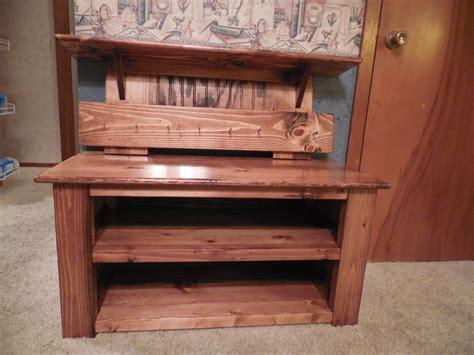 coat rack and bench set cubby bench and coat rack shelf set