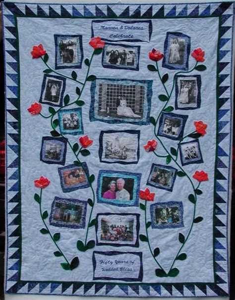wedding anniversary quilt ideas 50 gift ideas anniversary quilts related keywords 50