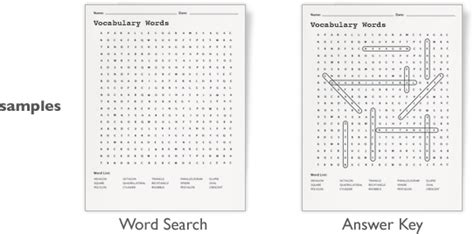 printable word search maker with answer key create your own word search puzzles for free pick the