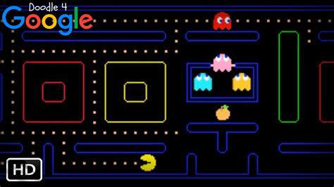 doodle do pacman doodle 30th anniversary of pac ᴴᴰ may 21