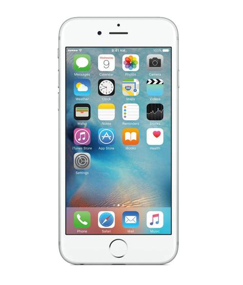 iphone 6s plus 64gb mobile phones at low prices snapdeal india