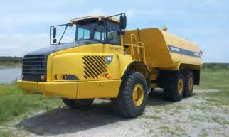 Volvo A35d For Sale Sold 2004 Volvo A35d Water Truck For Sale Jpm Machinery