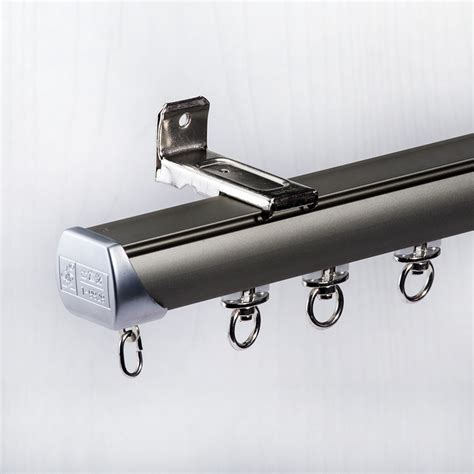 top mount curtain rods usd 23 27 thickened aluminum alloy curtain rail side