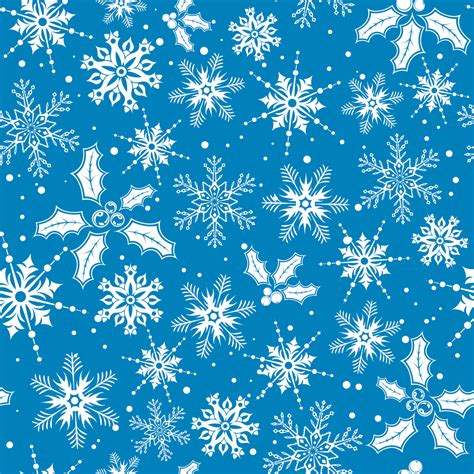 snowflake motif pattern snowflakes background pattern images