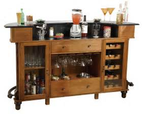 Home Bar Cabinet Ideas Furniture Solid Wood Liquor Cabinet Bar Wine Storage Rack