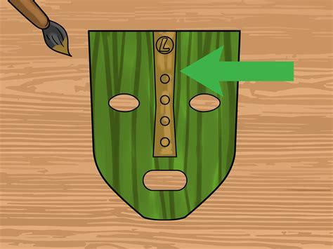 make a 4 ways to make a loki mask wikihow
