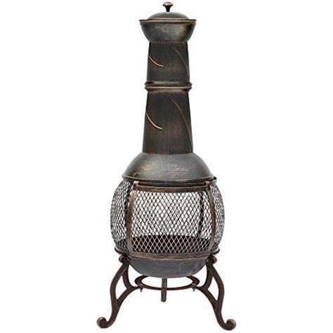 Handmade Chiminea - 25 best ideas about chiminea pit on used