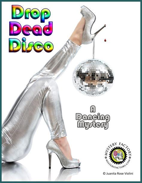 drop dead script drop dead disco murder mystery script