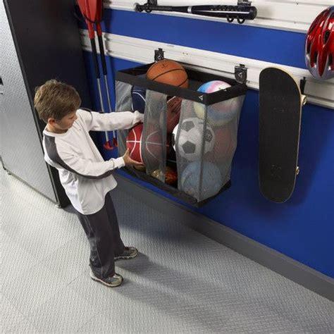 Garage Storage Balls 25 Best Ideas About Sports Equipment Storage On