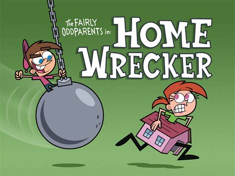 the fairly oddparents in home wrecker episode 210