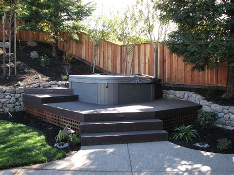 Why Hot Tubs Are A Must Have Lgd Patio Tub Design Ideas